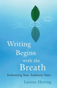 Couverture - Writing Begins with the Breath
