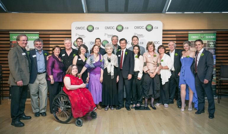 Finalistes des Prix Trillium 2013