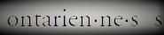 Image montrant un exemple d'utilisation du point médian avec l'adjectif «ontarien»
